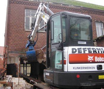 Grondwerken Jan Deferme - Grondwerken