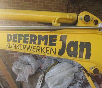 Deferme Jan - Lummen - Realisaties